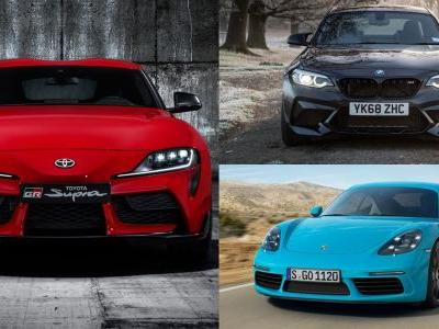 2020 A90 Toyota Supra By Numbers: How Does It Compare To Rivals?