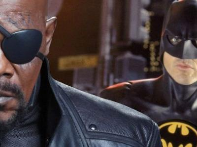 Micheal Keaton's Batman to Become the Nick Fury of the DC Movie Universe?