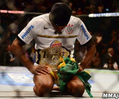 Anderson Silva shuts down 'Jacare' Souza's UFC title shot criticism: 'It's not my fault'