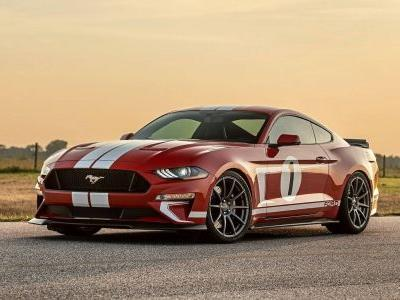 Hennessey Heritage Edition Mustang Looks Great And Packs 808 HP