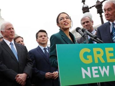 Mitch McConnell will hold a Senate vote on Alexandria Ocasio-Cortez's Green New Deal to force 2020 Democrats 'to go on record'
