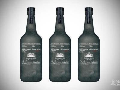 Like Lightning from Heaven; Casamigos Mezcal