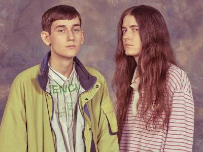 Balenciaga Hits Up the Mall Photo Booth for Its Spring 2018 Men's Campaign