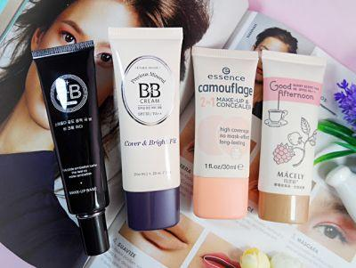 My Favorite BB Creams   Review & Swatches