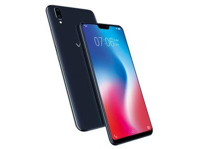 Vivo V9 uses its 24MP AI front camera to work out your age and gender