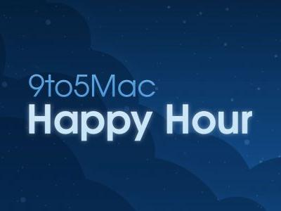 9to5Mac Happy Hour 172: HomePod calendar clue, I/O impressions, watchOS 5 wish list