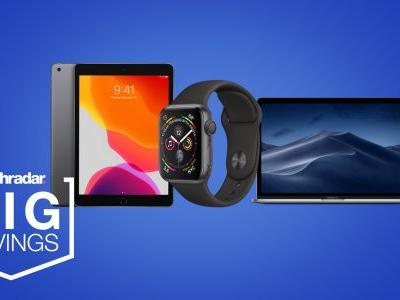 Memorial Day Apple sale: deals on the iPhone, iPad, AirPods, Macbook, and more