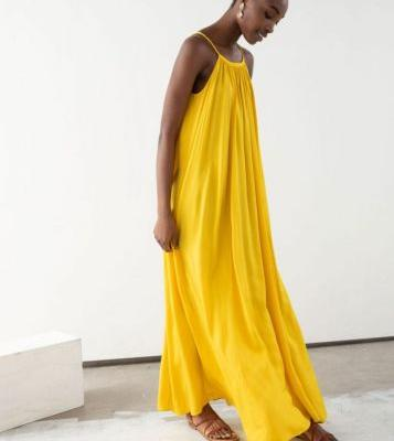Sunny Yellow for Summer