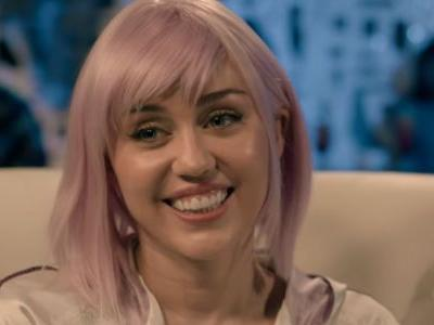 Preview Miley Cyrus' Black Mirror Episode