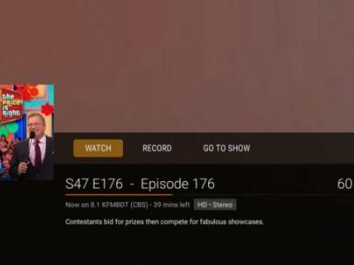 Watch Live TV On Android TV Even Faster With The Latest Plex Update