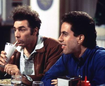 Netflix buys streaming rights for 'Seinfeld'