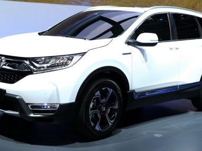 Euro-Spec 2018 Honda CR-V Joins Team Hybrid After Ditching Diesel