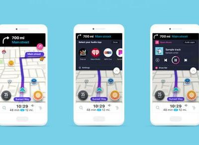 Waze's new Audio Player aims to make your commute more bearable