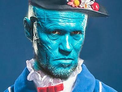 Guardians of the Galaxy Star Claims He's Behind Marry Poppins Line