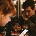 When should you resist the temptation of looking at your phone