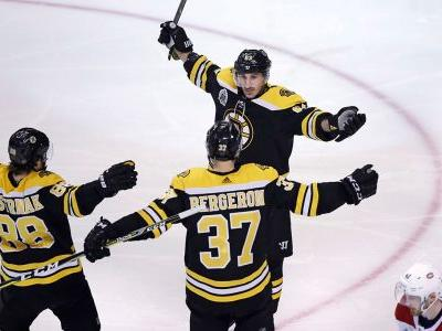 Bruins beat Canadiens in coach Julien's return to Boston