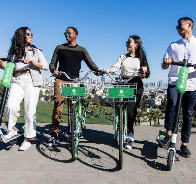San Francisco is allowing shared scooters back on city streets, but only two companies are getting permits