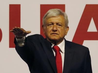 Main party candidates formally join Mexico presidential race