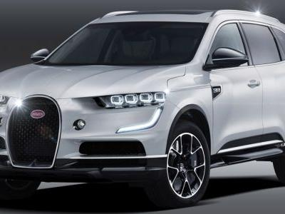 Bugatti Would Be The Last VW Division To Make An SUV