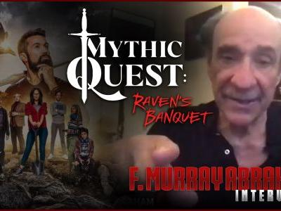 CS Video: Mythic Quest: Raven's Banquet Interview with F. Murray Abraham