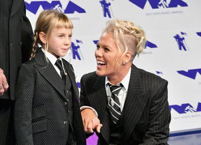 Pink's VMAs Speech Is a Message to Her Daughter About Self Love and We're All Crying Now