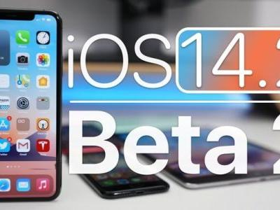 What's new in iOS 14.2 beta 2