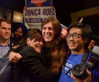 Virginia Elects Danica Roem As First Openly-Transgender State Legislator in the U.S