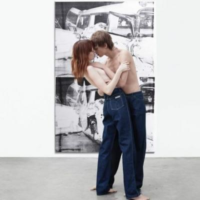 Raf Simons to feature unseen Warhol works at Calvin Klein