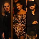 Adele! Rihanna! Leo! See the Stars Who Showed Up to Beyoncé and JAY-Z's Secret Oscars Afterparty
