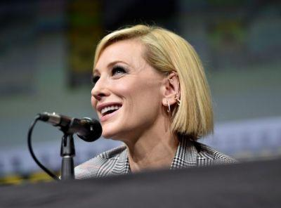 Cate Blanchett in Talks For The House with a Clock in its Walls
