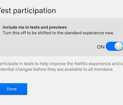 Netflix Testing Commercials, Insists They Are Not Commercials