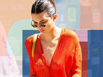 10 Sheer Tops That Carry On Kendall Jenner's Free The Nipple Crusade