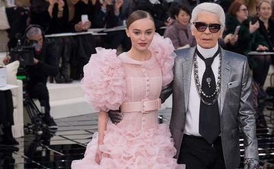 Chanel goes for golden age Hollywood glamour in Paris couture show