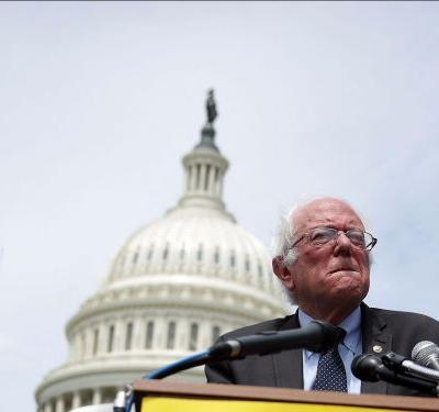 Bernie Sanders just released a powerful ad for his healthcare plan featuring Obama, John F. Kennedy, and Franklin Roosevelt