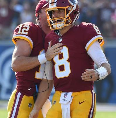 For Redskins' Kirk Cousins, past, present and potential future converge Sunday vs. 49ers
