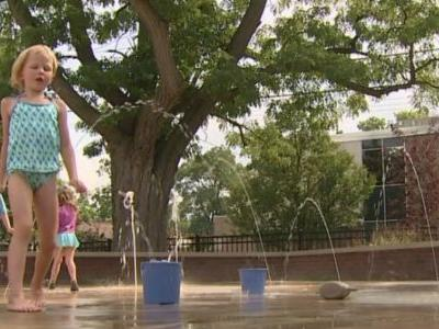 GR splash pads, some park amenities to open Monday