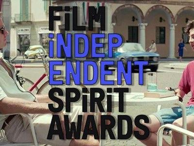 'Call Me By Your Name' and 'Get Out' Lead 2018 Independent Spirit Awards Nominees