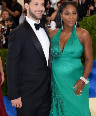 Serena Williams and Alexis Ohanian Are Married!