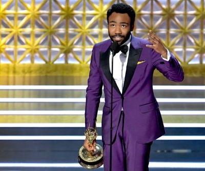 Donald Glover Wins the Emmy for Outstanding Actor in a Comedy, Thanks Trump