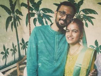 This Mumbai couple's wedding was all recycled products, decorations to cutlery