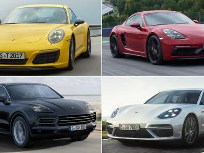 Porsche's Bringing The Noise To LA With Four Major Debuts