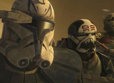 Say hello to Star Wars' Bad Batch in this sneak peek at The Clone Wars season 7