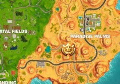Fortnite Season 5 Challenge Guide: Where To Search Between An Oasis, Rock Archway, And Dinosaurs