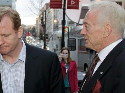 NFL owners call special meeting to extend Roger Goodell's contract as feud with Jerry Jones percolates