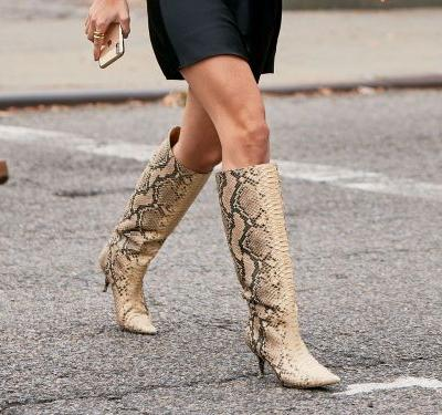 I Spot Trends For a Living-These are the Affordable Boots I'm Buying for Fall