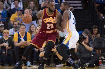 Cavs, Warriors set to meet for 3rd time in NBA Finals