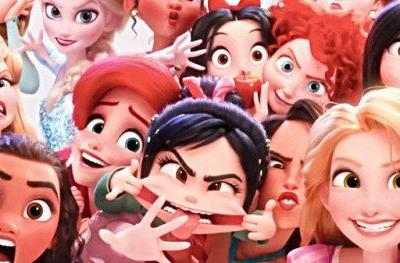 Wreck-It Ralph 2 Preview Parties with Disney Princesses &