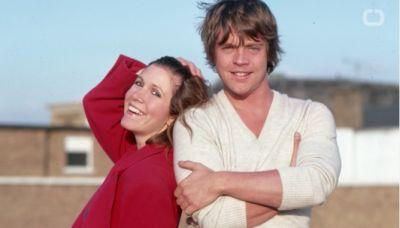 Mark Hamill and Carrie Fisher honored as 'Legends' by Disney