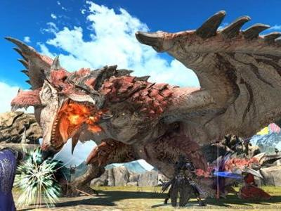 Final Fantasy XIV and Monster Hunter Collaboration Begins August 7