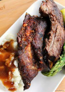 Best Baked Beef Back Ribs